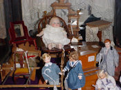 Antique Dolls Collection